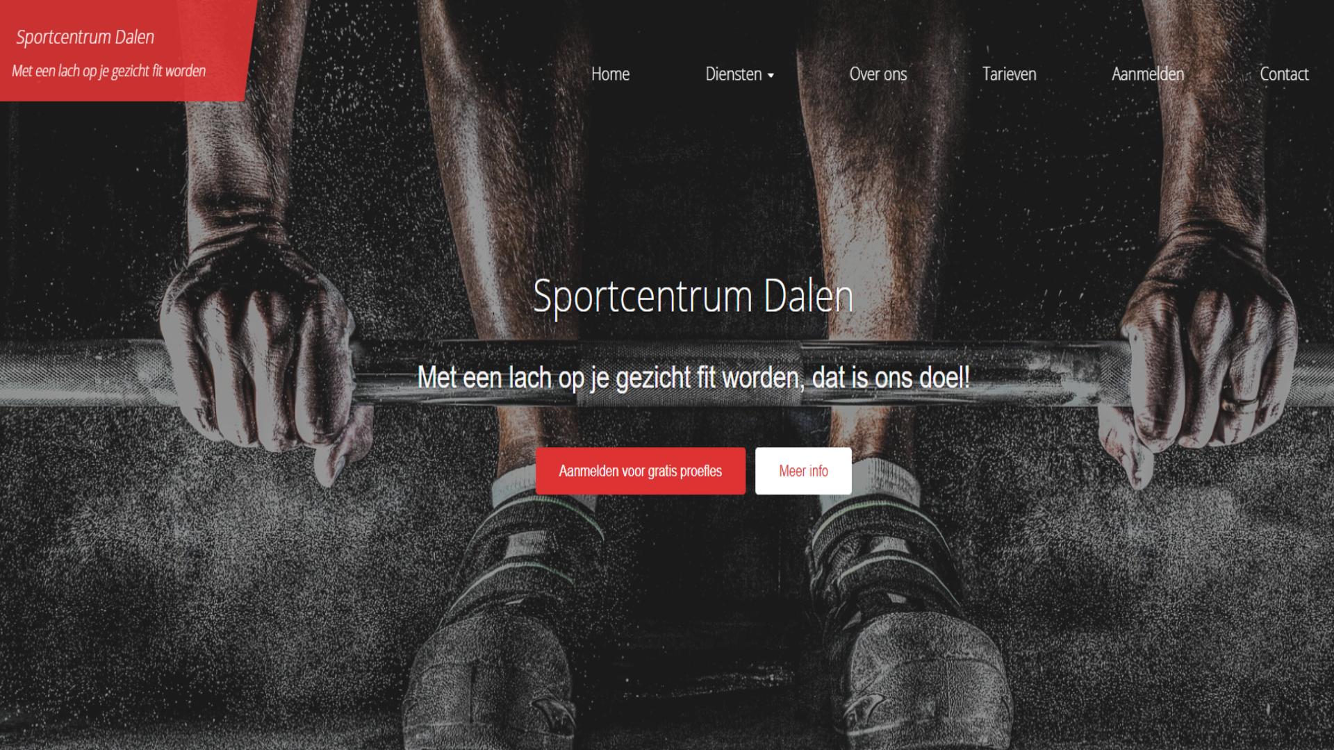 Sportcentrum Dalen